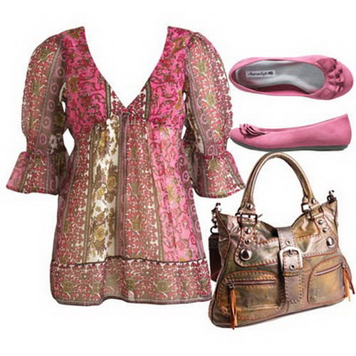 Chic Casual Clothes For Women 2012