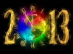 HD Happy New Year Wallpaper 2012wallpapers